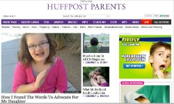 Featured onBlogHer.com